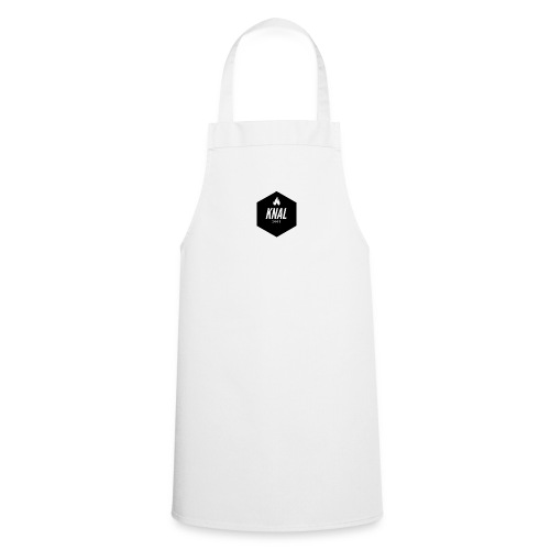 Knal2003 shirt nieuw logo - Keukenschort