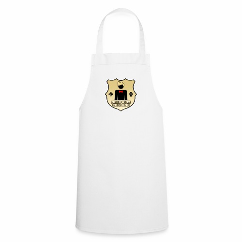 Nerd Quiz Logo - Kochschürze