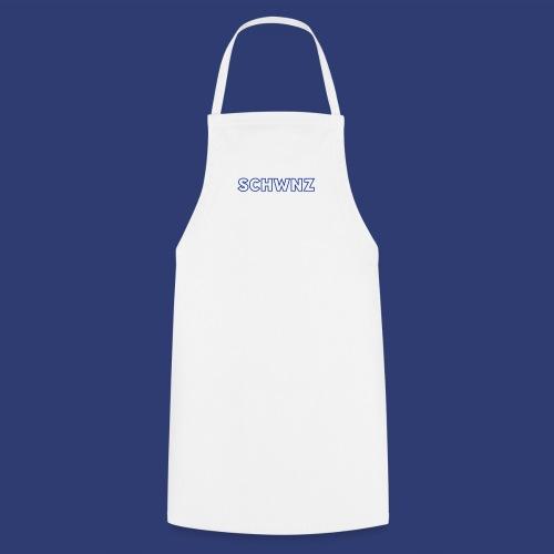 SCHWNZ - Keukenschort