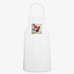 dyed roses - Cooking Apron