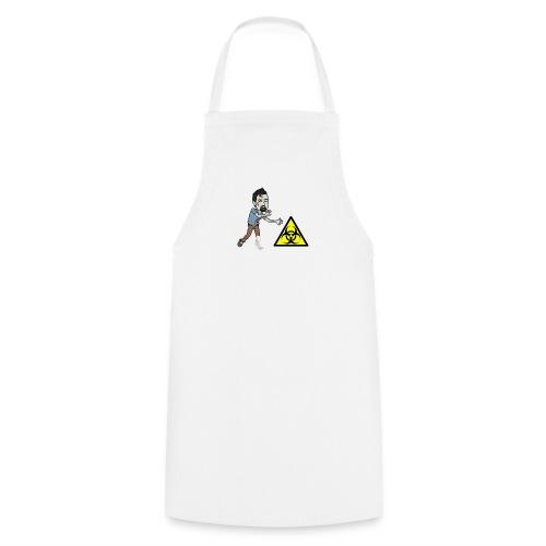 Zombyra Beinbruch gross - Kochschürze