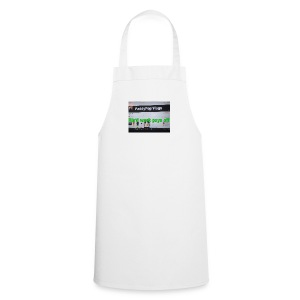 hard work pays off - Cooking Apron