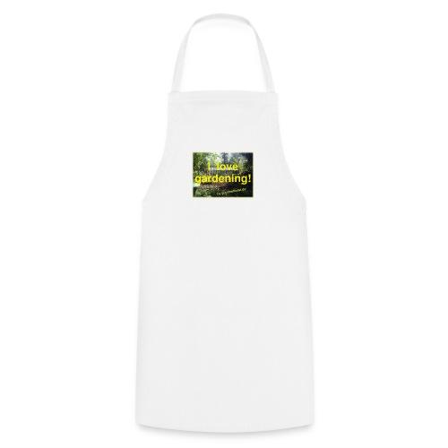 I love gardening - Garten - Kochschürze