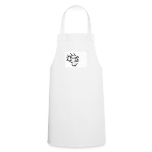 dragon head - Cooking Apron