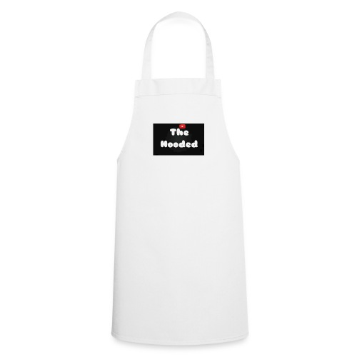 Mens 'THE HOODED' T-Shirt - Cooking Apron
