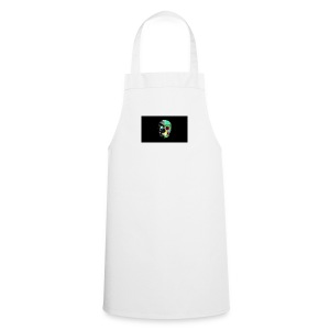 skeleton official logo - Cooking Apron