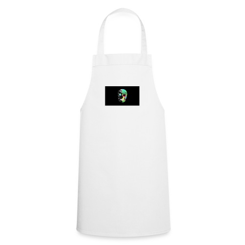 skeleton official logo - Cooking Apron