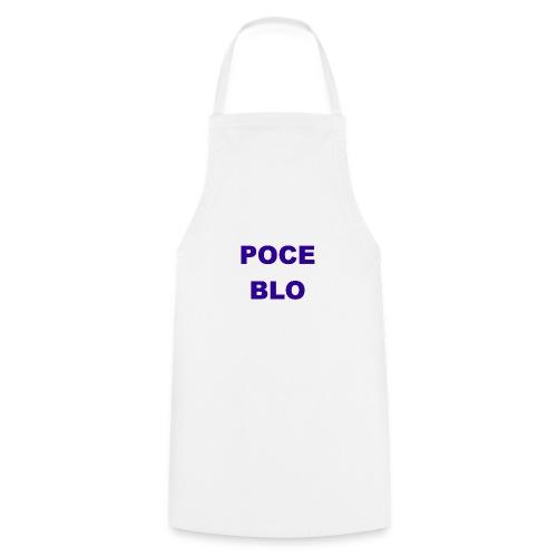 Poce Blo - Tablier de cuisine