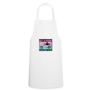 Get in Nerds! - Cooking Apron