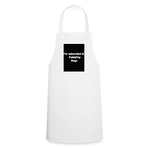 im subbed merch - Cooking Apron