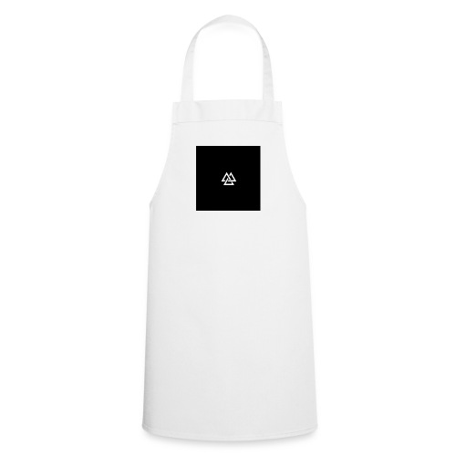 Its my logo for youtube - Cooking Apron