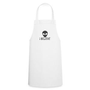 I believe logo - Cooking Apron