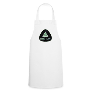 Zen Hap Triangle Hi Res - Cooking Apron