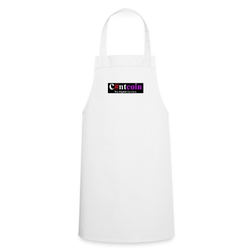Cuntcoin header - Cooking Apron