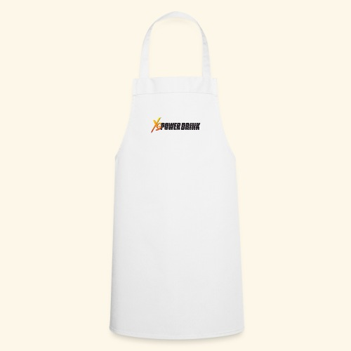 PowerDrink - Delantal de cocina