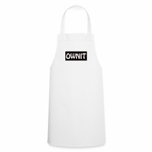 OWNIT logo - Cooking Apron