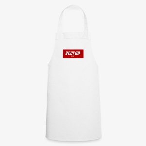 Red Vector Gaming Logo - Cooking Apron