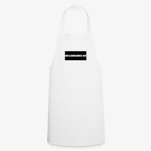william shirt logo - Cooking Apron