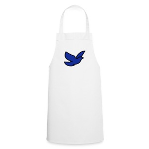 blue bird - Cooking Apron