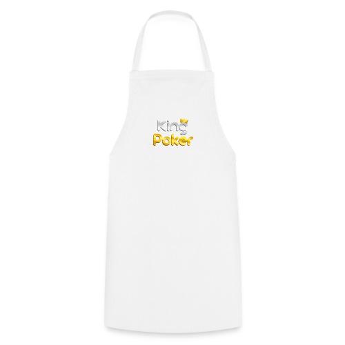 Logo King Poker - Tablier de cuisine