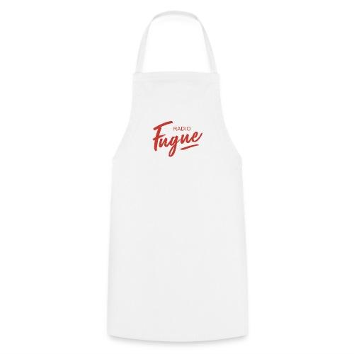 Radio Fugue Red - Tablier de cuisine