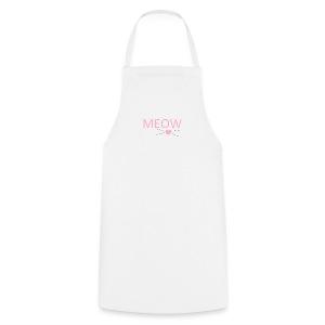 MEOW - Fartuch kuchenny