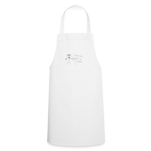 sub to me - Cooking Apron