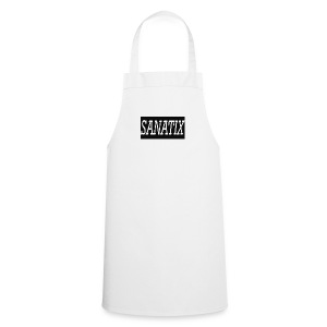 Sanatix logo merch - Cooking Apron