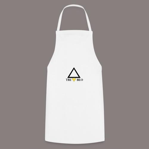 TRIABLO WHITE - Grembiule da cucina