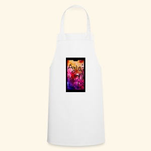 Ayla'z World Galaxy T-Shirt - Cooking Apron
