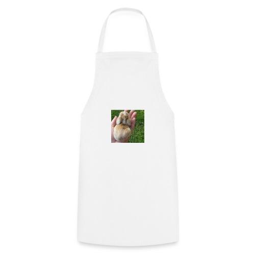 Conejo bebe - Delantal de cocina