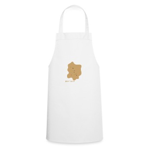 Baby bodysuit with Baby Poo - Cooking Apron