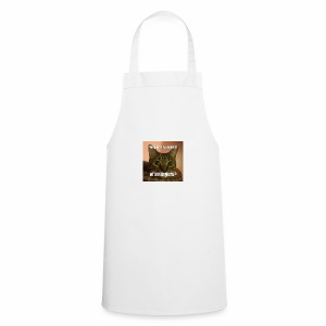 Why am I so scared of strangers? - Cooking Apron