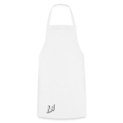 Linda Newby Logo - Cooking Apron
