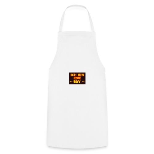 Fire Boy - Kochschürze