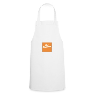 Max shearman - Cooking Apron