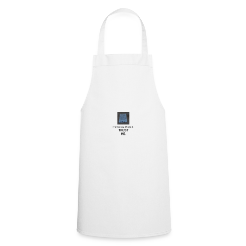 Paper iPhone X - Cooking Apron