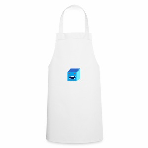 Blue monster - Cooking Apron
