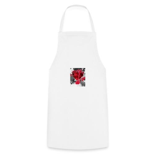 flower - Delantal de cocina