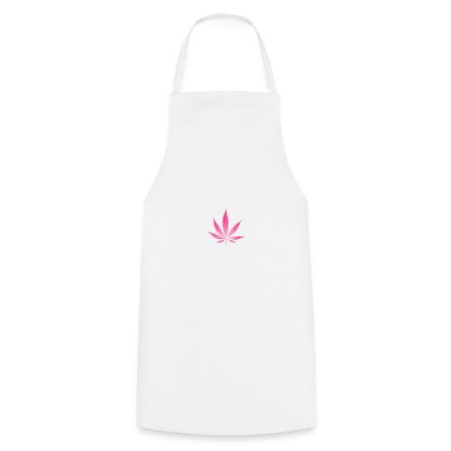 Leaf Pink - Kochschürze