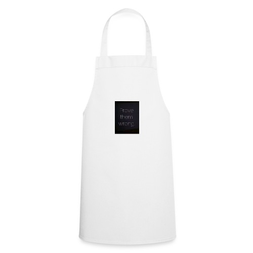The Prover - Cooking Apron