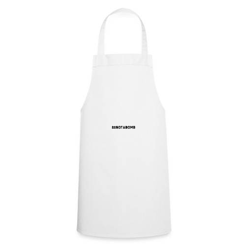 #NOTABOMB - Cooking Apron