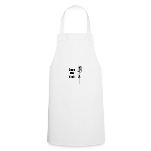 Open Mic Night - Cooking Apron