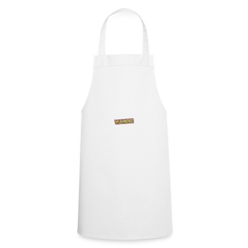 warning - Cooking Apron