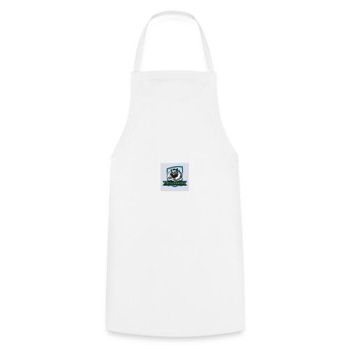 Logo + #SnipeeArmy Schrift - Kochschürze