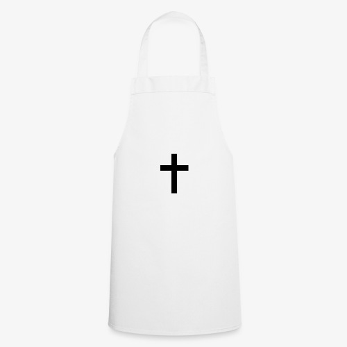 Christian cross - Cooking Apron