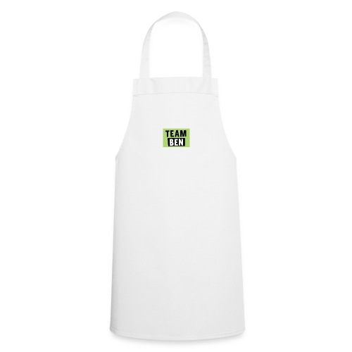 Team Ben - Cooking Apron
