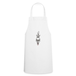 with love comes death - Cooking Apron
