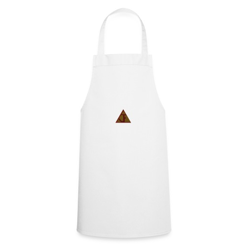 JF football type logo - Cooking Apron