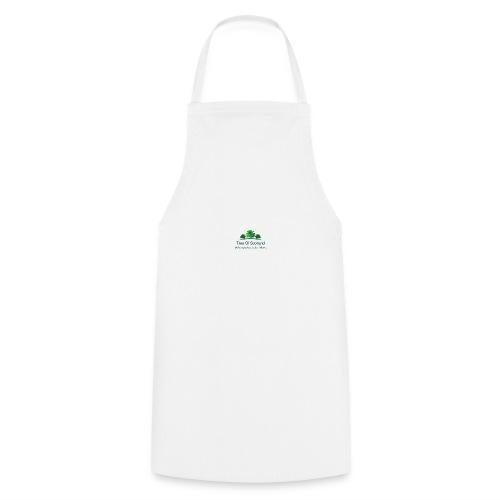 TOS logo shirt - Cooking Apron